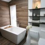calcaire et salle de bain
