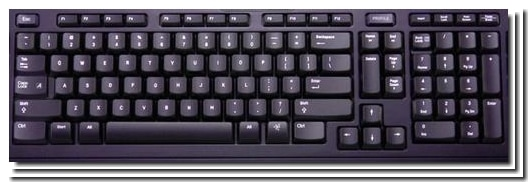 Nettoyer un ordinateur son clavier et son cran - Comment nettoyer un clavier ordinateur ...