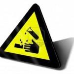 danger acide
