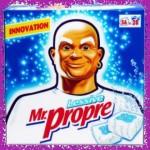 Mr Clean / M. Net : la force musclée du nettoyage