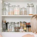 inventaire étagère aliments