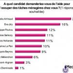 sondage menage politique