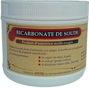 Le bicarbonate de soude et le vinaigre dans les for Bicarbonate de soude comme desherbant