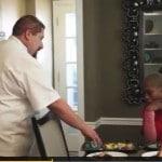 Surprise incroyable à une simple femme de ménage
