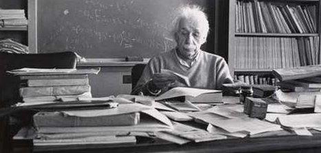bureau de Einstein
